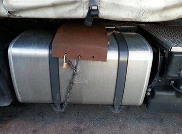 solutions contre le vol de carburant anti. Black Bedroom Furniture Sets. Home Design Ideas